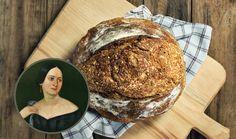 Poctivý, kváskový pecen chleba je základ českého jídelníčku. Byly doby, kdy jsme možná z té řemeslné kvality trochu slevili, ale nyní je lehce nakyslý bochník s křupavou kůrkou a vláčnou střídkou opět na výsluní. Vyžaduje sice více práce, péče a lásky, ale bohatě vám to oplatí. Bread, Food, Eten, Bakeries, Meals, Breads, Diet