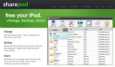 Sharepod is a free download for transferring existing music from your ipod/iphone onto a new computer so you don't lose anything.  It's very quick and easy to use!
