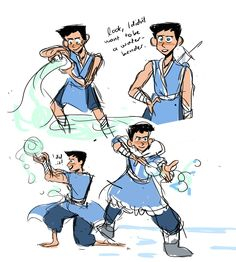 Percy of the water tribe