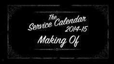 Making-of Video – Servicekalender Wintersteiger by artindustrial Calendar 2014, Art Quotes, How To Make, Calendar