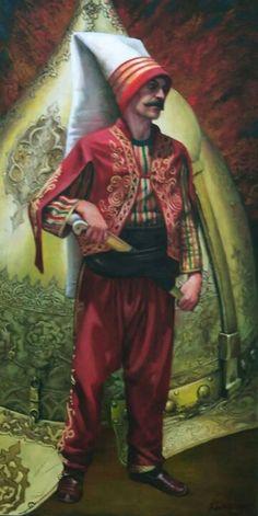 Osmanlı yeniceri askeri