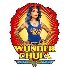 Wonder Chola!