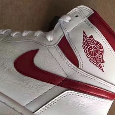 Early images and release info for the the Air Jordan 1 Retro High OG Metallic Red colorway, which returns to stores in 2017.