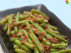 Sambal Long Beans Recipe (noobcook)