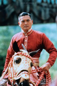 """Chow Yun-fat in """"Anna and the King"""""""