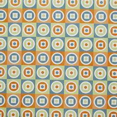 Ceramic Wall Tile Colorful Pattern with Rows of Circles (Pack of 20) | Overstock.com Shopping - Big Discounts on Wall Tiles
