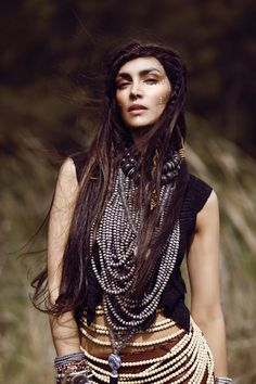 WARRIOR GODDESSES - LopezJennyLopez Boho Chic, Bohemian Mode, Hippie Chic, Bohemian Style, Ethno Style, Gypsy Style, Boho Gypsy, Cute Fashion, New Fashion
