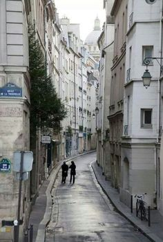 rue de Bièvre - Paris 5e