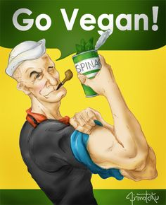 OK, ready? | How To Eat Vegan For A Week And Love It