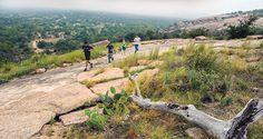 Ranger Run - Enchanted Rock. DO THIS!!! http://www.tpwd.state.tx.us/calendar/run-with-the-ranger