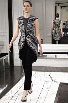Sfilata Balenciaga Paris - Collezioni Autunno Inverno 2013-14
