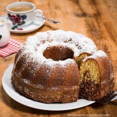 Marmorgugelhupf » Kochrezepte von Kochen & Küche Austrian Recipes, Doughnut, Desserts, Food, Regional, Spice, Cooking Recipes, Oven, Meal