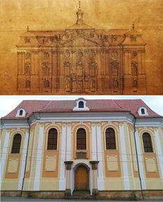 Poslední velká barokní stavba: měla vypadat luxusně, došly ale peníze | Olomoucký REJ