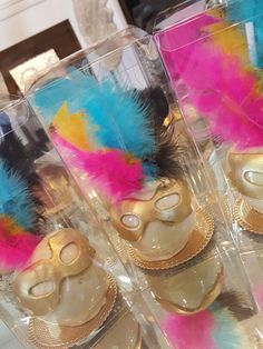 Mardi Gras candy apples @one_skinny_baker