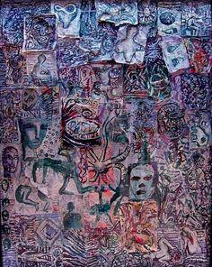 Exorcismos de papel / mixta @art    @torremayado #art #artist artwork #artfair  @artbasel @arteinformado