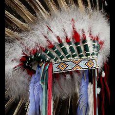 Индейский головной убор «Rattlesnake Warrior» 2116.10.02 (фото 3) ☩ «4Colors»™