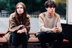 Looking for a new Netflix show to binge-watch this weekend? Lucky for you, we at Digital Trends have curated a list of the best shows on Netflix right now. Jessica Barden, Movies And Series, Movies And Tv Shows, Tv Series, The End, End Of The World, Atypical, La Fugue, James And Alyssa