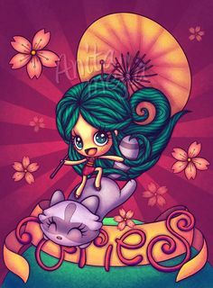 Aries by *Chocolatita on deviantART