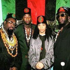 X-Clan. Hip Hop And R&b, Love N Hip Hop, 90s Hip Hop, Hip Hop Rap, History Of Hip Hop, Black History, Hip Hop Classics, Hiphop, Hip Hop Outfits