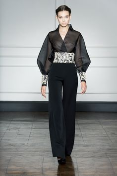 Dilek Hanif Couture Fall Winter 2014-2015