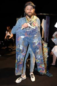 """Jacquard Products proudly sponsors Johny Dar's """"Jeans For Refugees"""""""