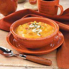 Butternut Bisque Recipe- super yummy squash soup!