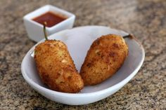 Deep Fried Snack: Homemade Jalapeno Poppers