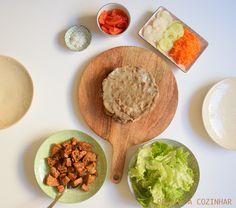 PRAZER A COZINHAR: Pão pita de trigo sarraceno