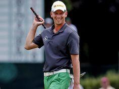 Golfprofi Siem hofft auf Top-Platzierung
