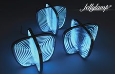 Jellylamp by Graziano Friscione: JellyFish and Lamp