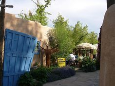 another view: Cafe Tazza, Taos