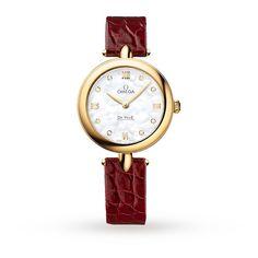 Ladies Watches - Omega De Ville Dew Drop Ladies Watch -ITEM CODE: 17331200