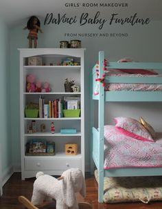 Davinci Baby furniture can take you through all of the stages of your child's bedroom needs. DaVinci Baby has bedroom furniture to suit everyone's style. Baby Furniture Sets, Bedroom Furniture, Cool Kids Rooms, Diy Projects For Kids, Nursery Design, Kid Spaces, Girls Bedroom, Bedroom Inspiration, Bookshelves