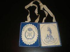 Escapulario Azul de la Inmaculada Concepción de María