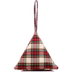 Slow and Steady Wins the Race Young Tartan Pyramid Pouch