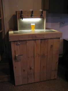 The Pallet Keezer - Home Brew Forums