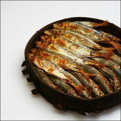 tinapa...yummm...smoky goodness with sinangag (fried rice!)