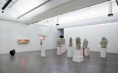 Rebecca Warren, exhibition view  The Vincent Award  Stedelijk Museum  2008
