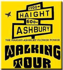Haight Ashbury Flower Power Walking Tour