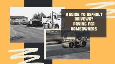 Learn the basics about what is asphalt driveway paving and why an asphalt driveway is often a better option than concrete paved surface. Asphalt Driveway, Driveway Paving, Driveway Landscaping, Driveway Gate, Concrete, Landscape, Modern, Website, Check