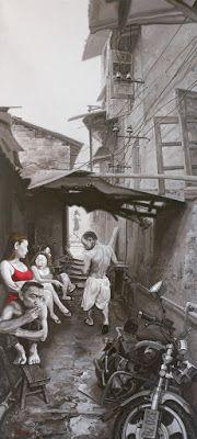 Por amor al arte: Gao Xiaohua