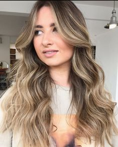 Beautiful low maintenance hair colour