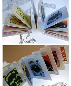 Book Arts, Illustration, Evolution and Frogs - copyright Ann Dadd Frogs, Portfolio Design, Evolution, Book Art, Ann, Graphic Design, Illustration, Portfolio Design Layouts, Illustrations