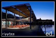 Executive Decisions Magazine - Ripples Sydney Wharf - Pyrmont Sydney