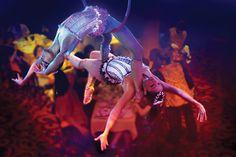 Cirque Dreams on Norwegian Epic (photo: Norwegian Cruise Line)