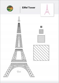 Pin by Patch & Clark Design on MOCA Eiffel Tower