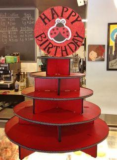 Brooklyn Cupcake, Lady Bug Tower