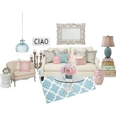 """""""Living Room"""" by cheermom511 on Polyvore"""
