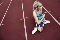 L'entraînement d'Ellie Goulding, bientôt disponible sur l'appli Nike+ Training Club |