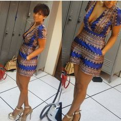 ♡ african print outfit ahhhh i m in love yet again ~African fashion, Ankara…